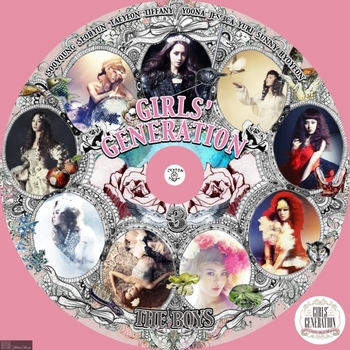 (Music) [CD Label] [SMK0076] 2011.11.05 S.M.ENTERTAINMENT 少女時代(Girls' Generation) - THE BOYS(韓国盤) type3c by sliver.jpg