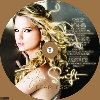 (Music) [CD label] [UICO_1165] FEARLESS [Bonus Tracks] 01 2009.06.24 Taylor Swift (20mm) by sliver.jpg