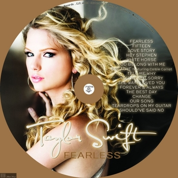 (Music) [CD label] [UICO_1165] FEARLESS [Normal Tracks] 01 2009.06.24 Taylor Swift (20mm) by sliver.jpg