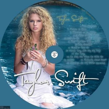 (Music) [CD label] [UICO_1186] Taylor Swift 03 2010.06.30 Taylor Swift (20mm) by sliver.jpg
